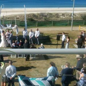 bilinga beach weddings luxury package