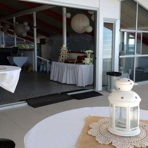 bilinga beach wedding simplicity reception